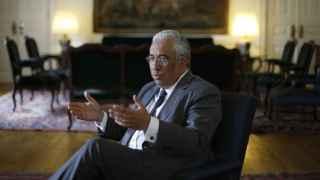 António Costa, primer ministro portugués.
