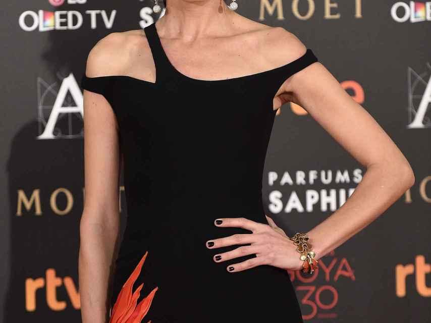 Nieves Álvarez impresionante con un Georges Chakra haute couture