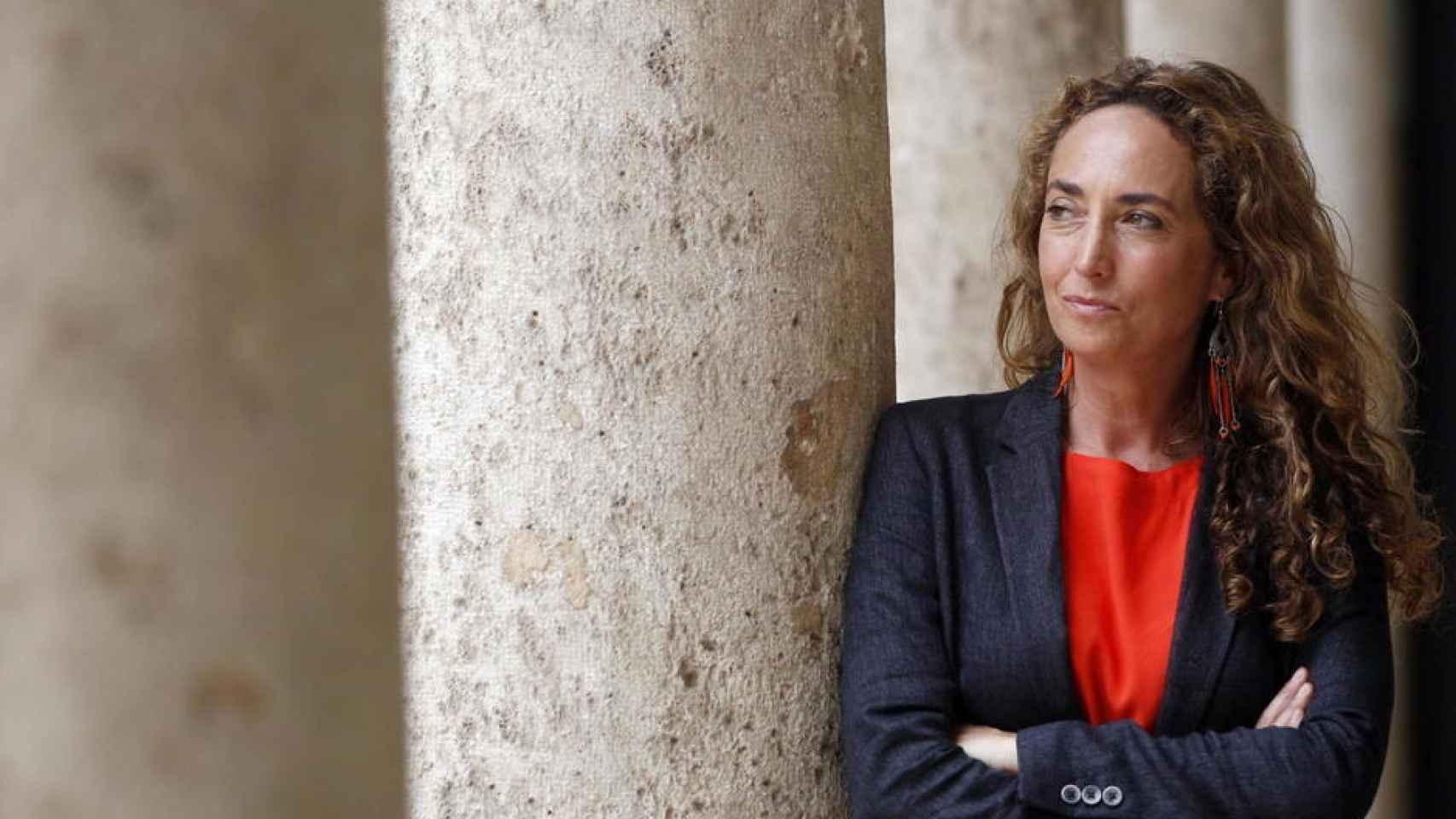 La exeurodiputada de Ciudadanos Carolina Punset.