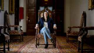 Irene Montero, diputada de Podemos.