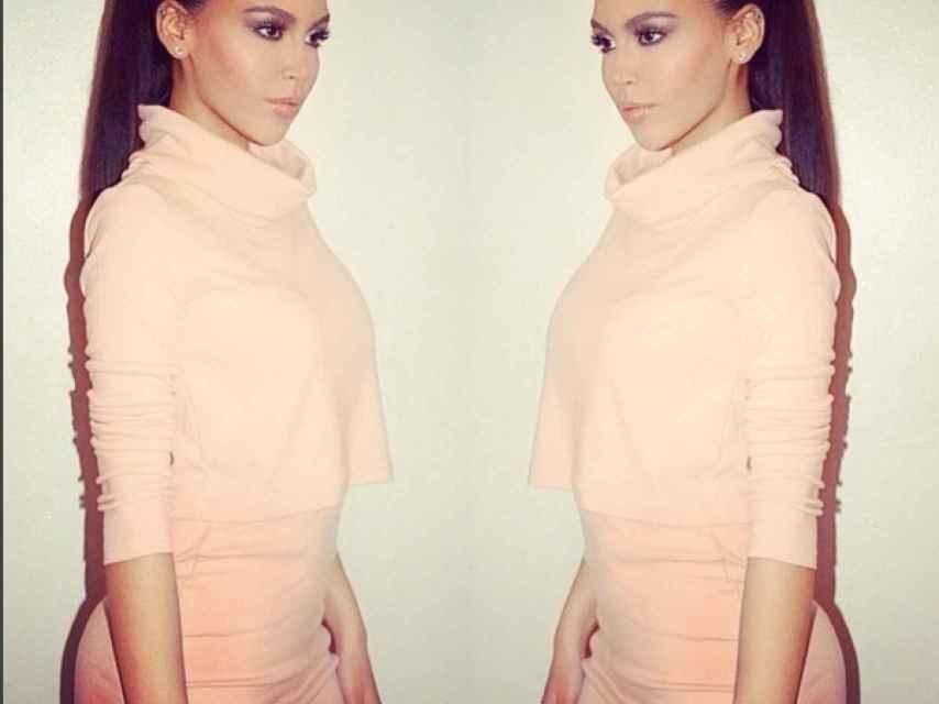 Sonia Ali dice que se ha vestido igual que Kim Kardashian por publicidad