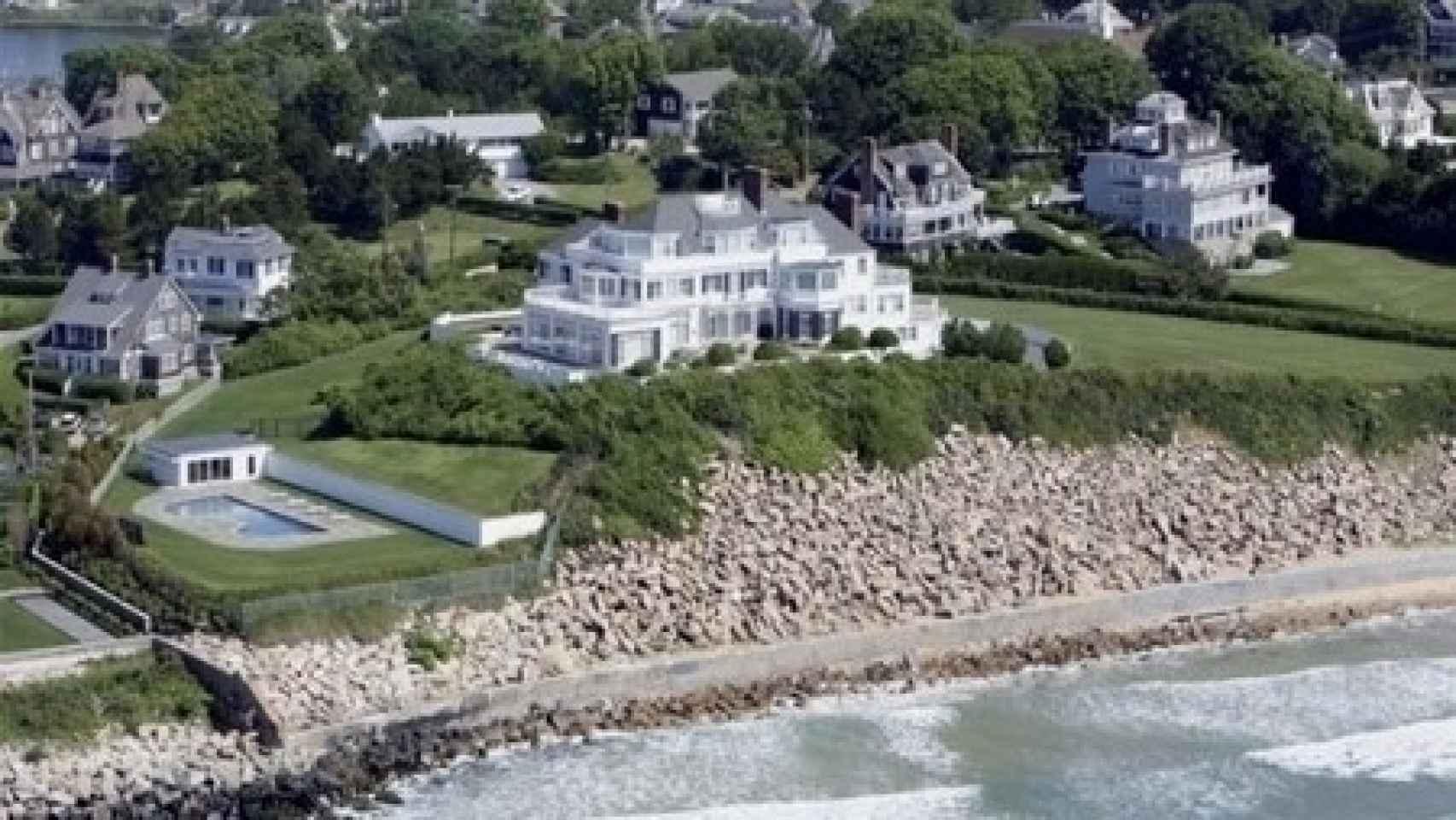 La casa de Taylor Swift en Rhode Isloand que compró por 15 millones de euros
