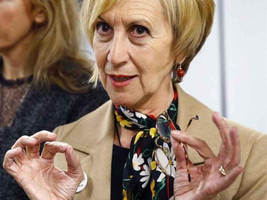 Rosa Díez se da de baja en UPyD/J.P.Gandul/EFE