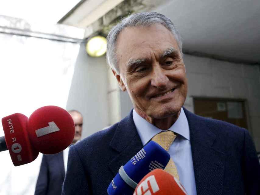 Cavaco Silva deja la presidencia de Portugal con su popularidad hundida.
