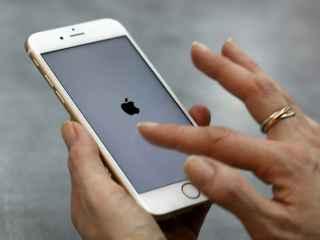 Un iPhone 6 aún vivo.