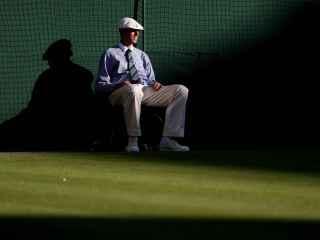 Juez de tenis.