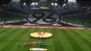 Estadio de Hannover.