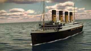 Así será el Titanic II. Esperamos que sobreviva Jack