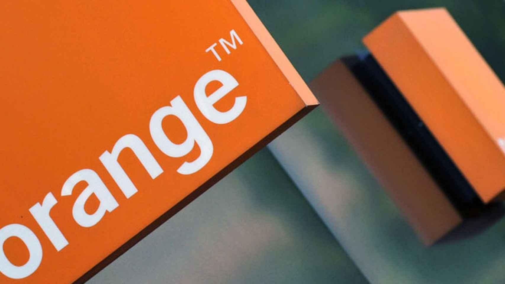 Logo de Orange, en una imagen de archivo.