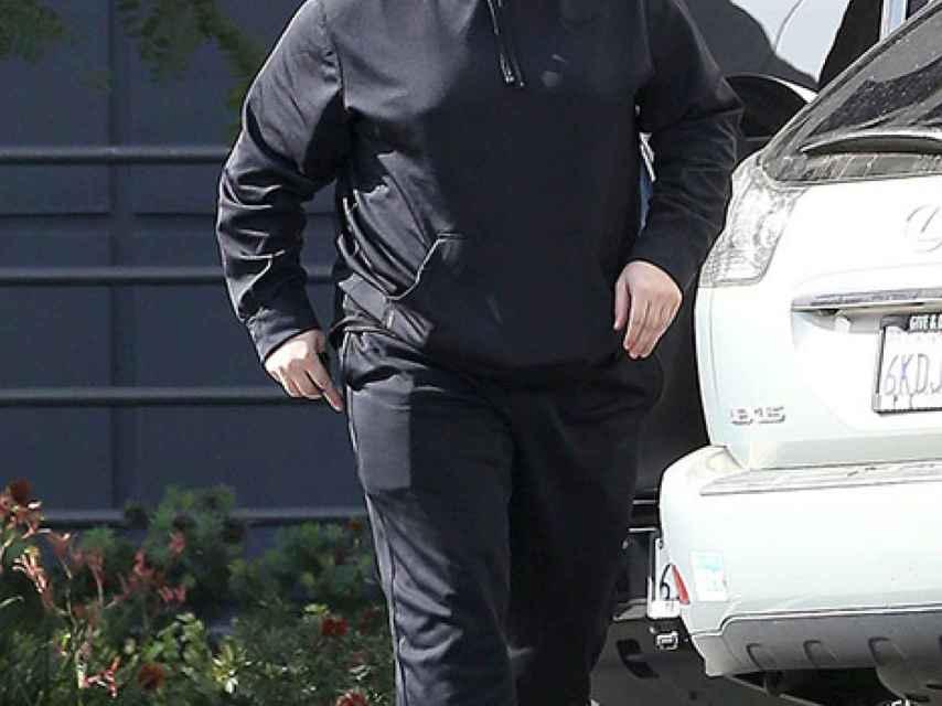 Los medios americanos aseguran que Rob sufre una depresión, que le ha hecho ganar peso