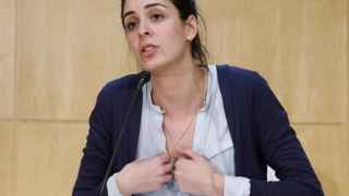 Rita Maestre, portavoz en el Ayuntamiento de Madrid
