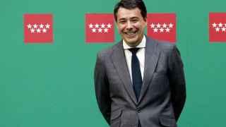 Ignacio González dimitió como secretario general del PP de Madrid