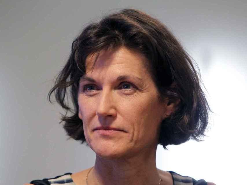 La escritora Janne Teller