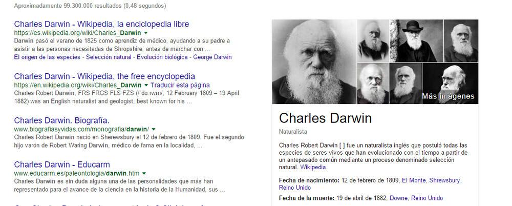 google busqueda wikipedia
