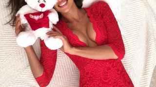 Irina Shayk celebra San Valentín, ¿a solas con su osito?