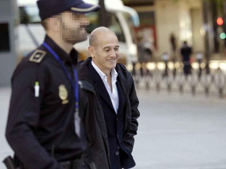 Pere Pujol declaró en los juzgados, como sus familiares.