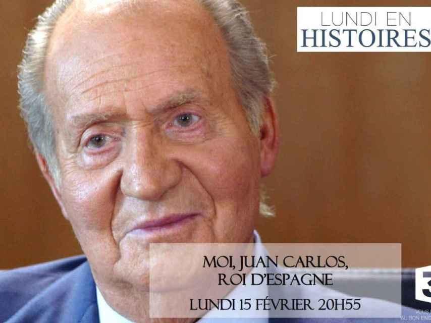 Imagen del canal francés que emite el documental.