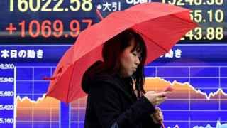 Indicadores en la Bolsa de Tokio