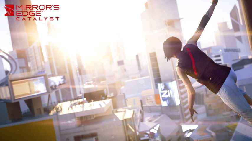 Mirror's Edge: Una salto hacia la innovación