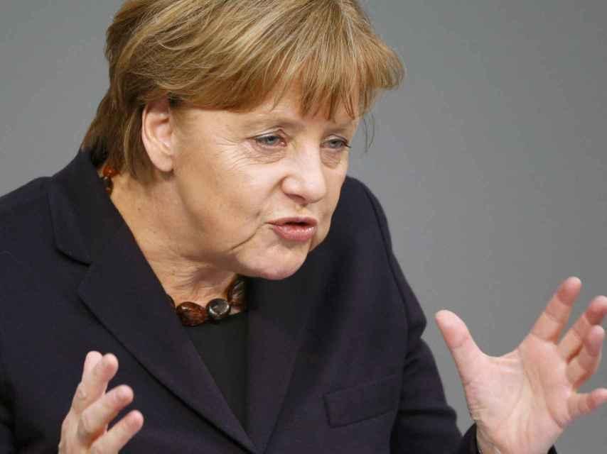 La canciller Merkel explica el 'Brexit' en su parlamento
