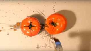 Ficción gastronómica, los dibujos de Howard Lee