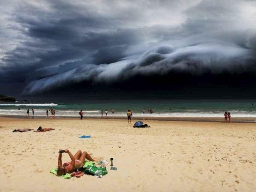 Premio a la mejor foto de naturaleza, de Rohan Kelly.