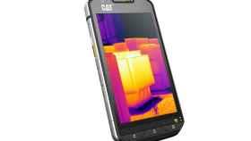 Cat S60, el primer móvil con cámara térmica integrada