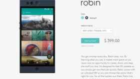 Nextbit Robin, el teléfono que apuesta por la nube, ya se puede comprar