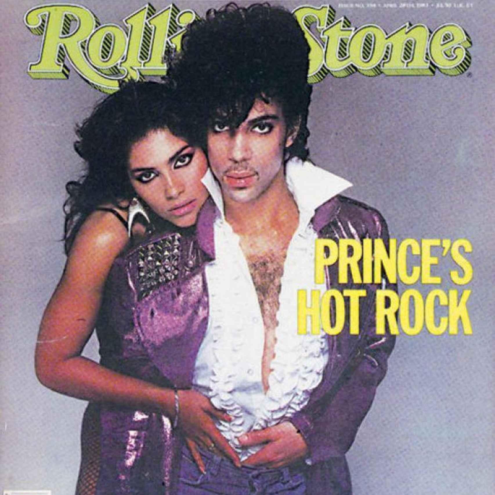 Prince y su musa Vanity
