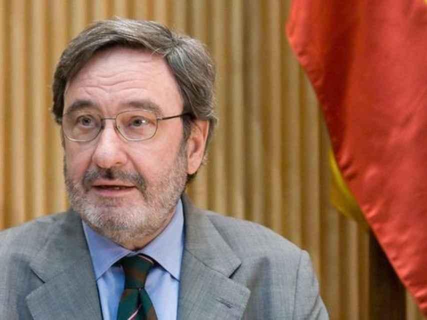 El expresidente de Catalunya Caixa Narcís Serra.