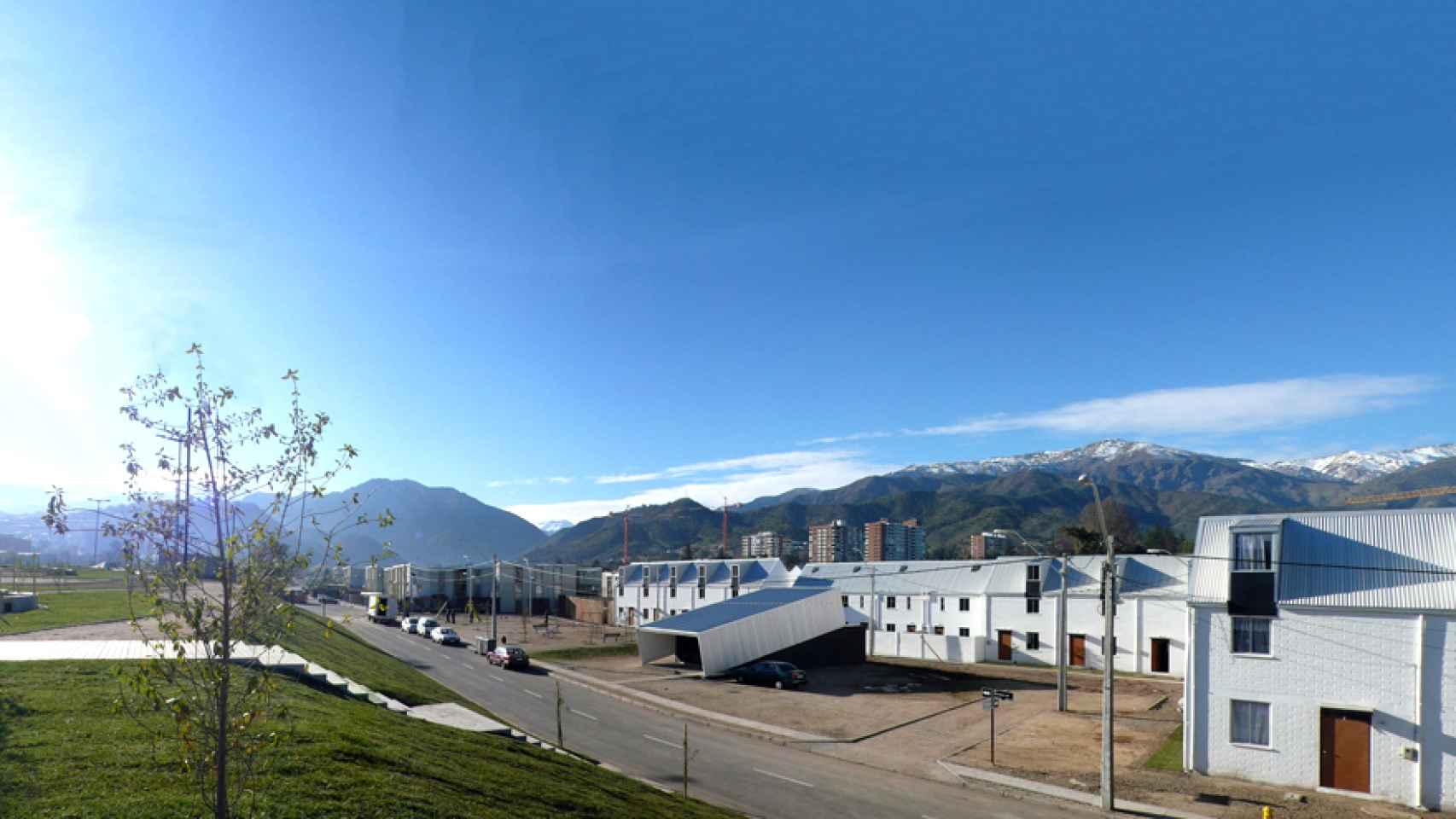 Proyecto en Pudahuel, Lo Barnechea, Renca.