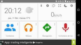 Tu Android puede ser un buen copiloto: Car DashDroid