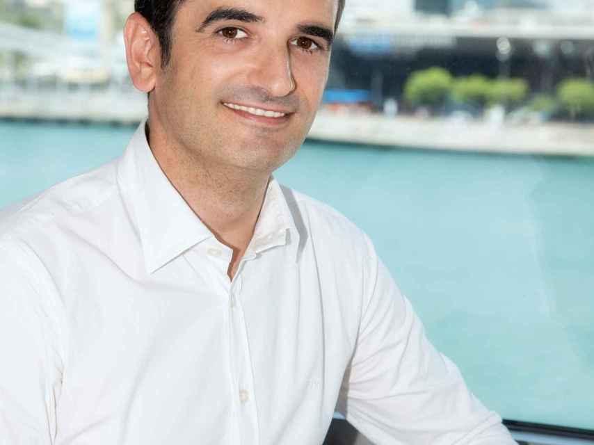 El fundador de Cyberclick, David Tomás.