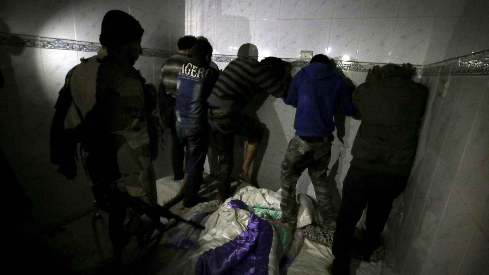 El ELS retiene a hombres que luchaban con 'Siria Democrática'.