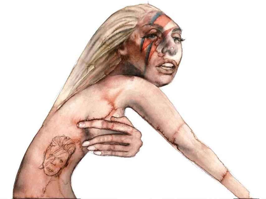 Lady Gaga, la nueva Sherezade.