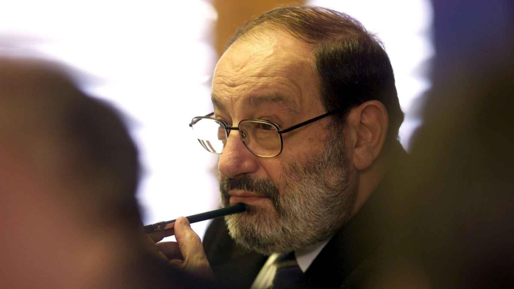 El escritor italiano ha fallecido a los 84 años.