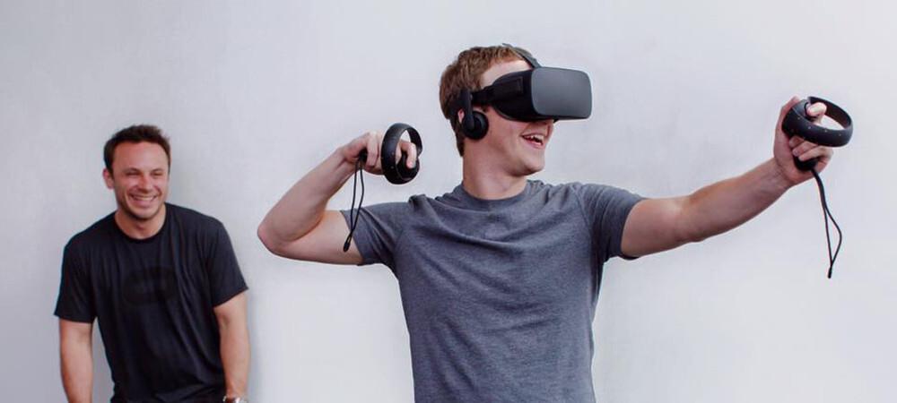 zuckerberg oculus
