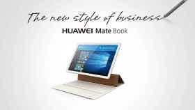Huawei MateBook, el convertible premium con Windows 10