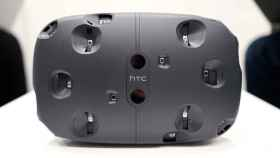 HTC Vive, las gafas de realidad virtual, en abril por 799€