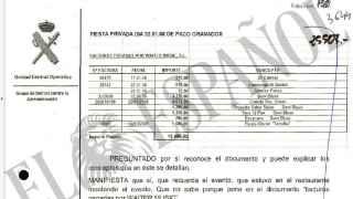 Documentación de la UCO al que ha tenido acceso EL ESPAÑOL.