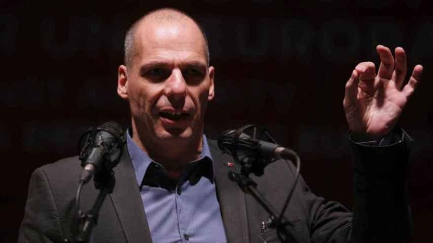 El exministro de Finanzas griego Yanis Varoufakis.