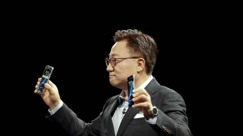 Samsung ha presentado hoy los dos modelos S7.