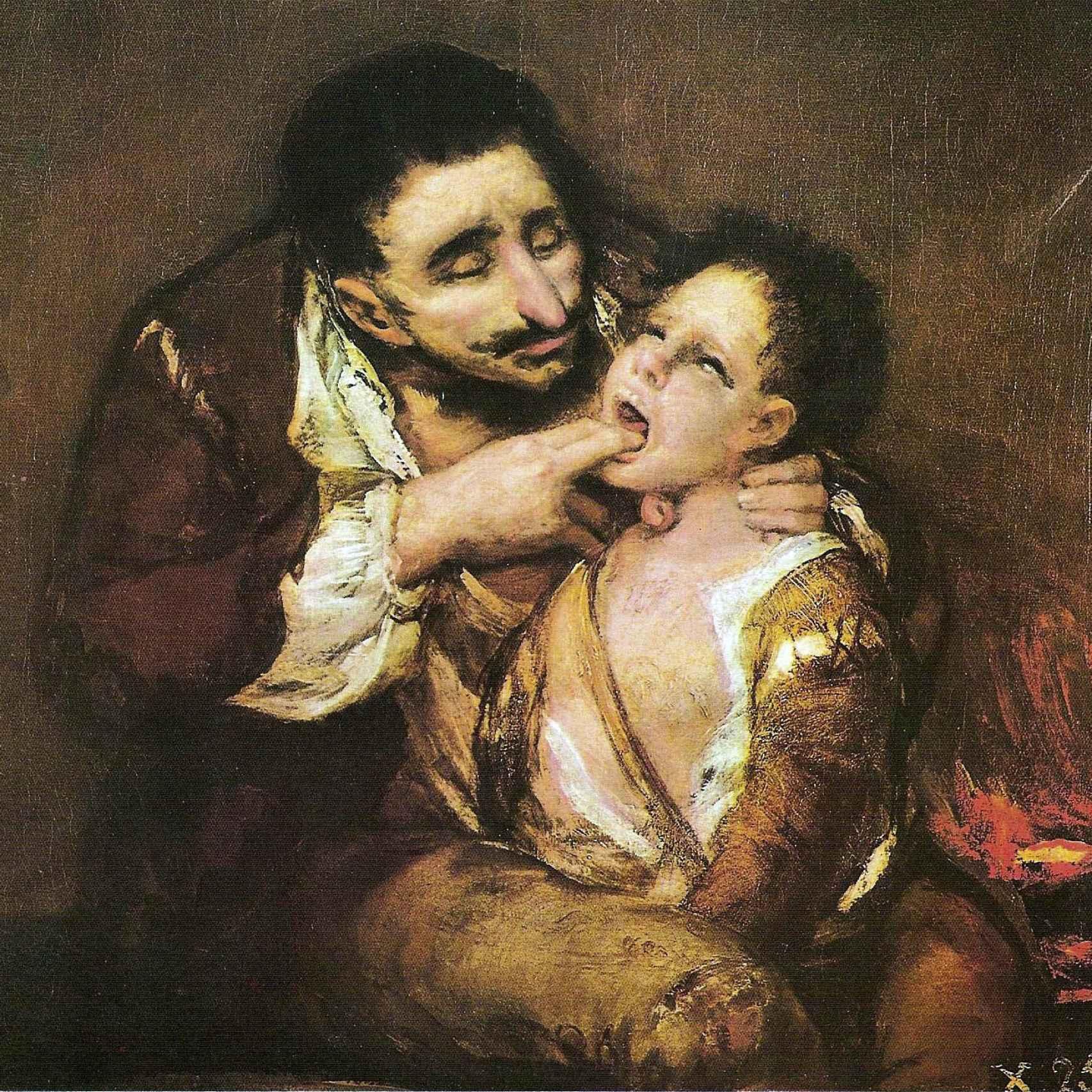 El Lazarillo de Tormes de Goya