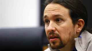 El líder de Podemos, Pablo Iglesias/J.P.Gandul/EFE