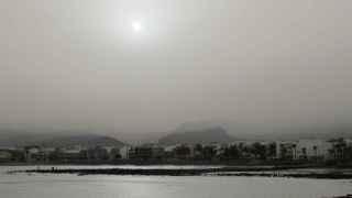 Lo que nos enseña la nube de polvo que ahora cubre España