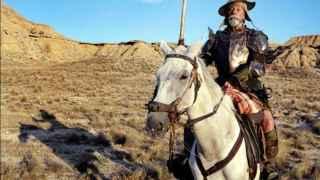El Hombre que mató a Don Quijote, de Terry Gilliam, con Jean Rochefort.