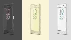 Sony Xperia X, toda la información