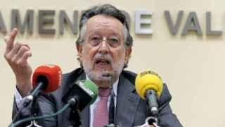 El vicealcalde de Valencia Alfonso Grau
