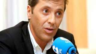 Paco González, periodista de la cadena COPE.