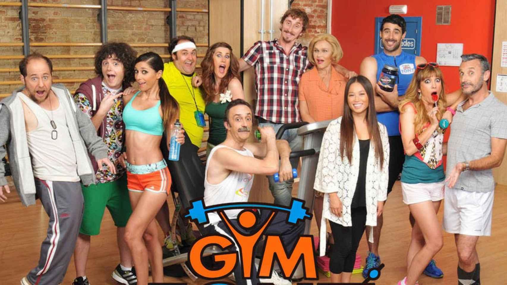 Gym Tony es otra de las series en las que encajaría Mariano Rajoy